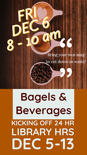 Bagels and Beverages